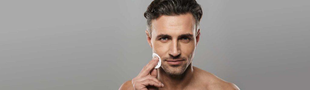 Dermokosmetyki dla mężczyzn